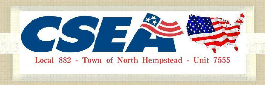 CSEA Local 883 Unit 7555 Town of North Hempstead
